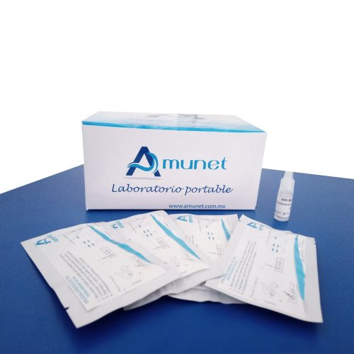 Prueba rápida de VIH 1&2