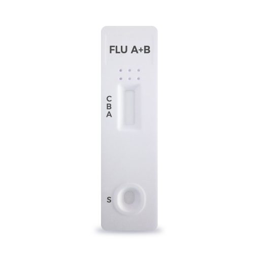 prueba rápida de influenza