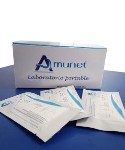 Prueba rápida de Antígeno de Streptococcus pneumoniae