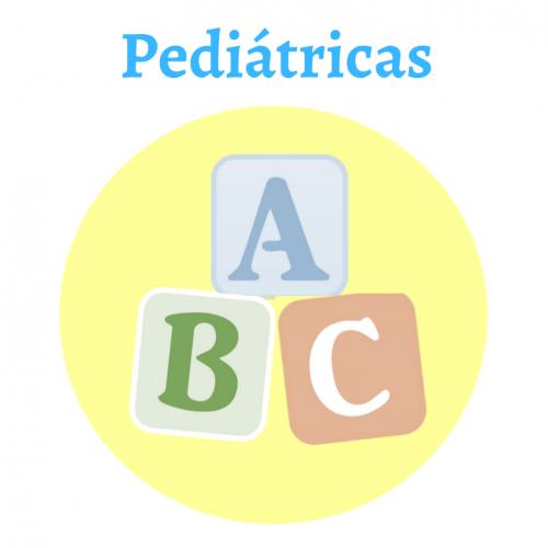 Pediátricas