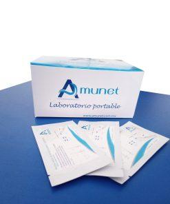 prueba rápida de albumina cualitativa