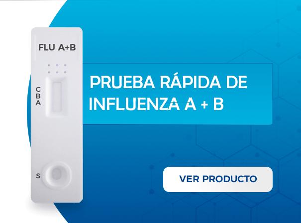 Prueba rápida influenza